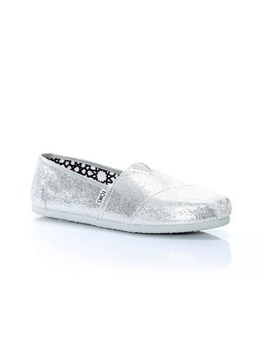 Toms Sneakers Gümüş
